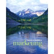 Marketing 2012 by Pride, William M.; Ferrell, 9780538475402