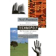 Technopoly by POSTMAN, NEIL, 9780679745402
