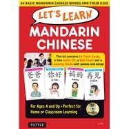 Let's Learn Mandarin Chinese by Yu, Li, 9780804845403