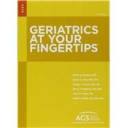 Geriatrics at Your Fingertips by Reuben, David B., 9781886775404