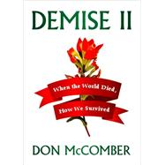 Demise by Mccomber, Don, 9781680285406