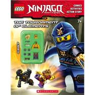 The Tournament of Elements (LEGO Ninjago: Activity Book with Minifigure) by Ameet Studio, 9780545805407