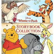 Winnie the Pooh Winnie the Pooh Storybook Collection by Disney Book Group; Disney Storybook Art Team, 9781423165408