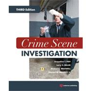 Crime Scene Investigation by Fish,Jacqueline T., 9781455775408
