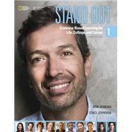 Stand Out 1 by Jenkins, Rob; Johnson, Staci, 9781305655409