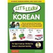 Let's Learn Korean by Armitage, Laura; Cho, Tina, 9780804845410