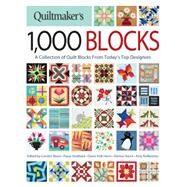 Quiltmaker's 1,000 Blocks by Beam, Carolyn; Stoddard, Paula; Harris, Diane Volk; Starck, Denise; Rullkoetter, Amy, 9781440245411