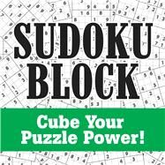 Sudoku Block by Master, Puzzle, 9781604335415