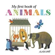 My First Book of Animals by Grée, Alain, 9781908985415