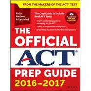 The Official Act Prep Guide, 2016-2017 by Act, Inc., 9781119225416