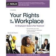 Your Rights in the Workplace by Repa, Barbara Kate; Barreiro, Sachi, 9781413325416