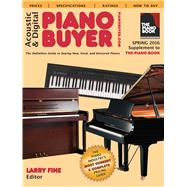 Acoustic & Digital Piano Buyer by Fine, Larry, 9781929145416