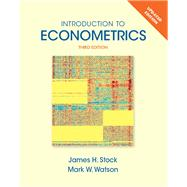 Introduction to Econometrics, Update Plus NEW MyEconLab with Pearson eText -- Access Card Package by Stock, James H.; Watson, Mark W., 9780133595420