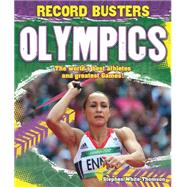Record Busters: Olympics by White-Thomson, Stephen, 9780750295420