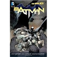 Batman Vol. 1: The Court of Owls (The New 52) by SNYDER, SCOTTCAPULLO, GREG, 9781401235420