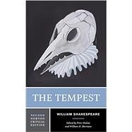 The Tempest by Shakespeare, William; Hulme, Peter; Sherman, William H., 9780393265422