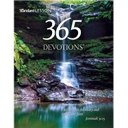 365 Devotions Pocket Edition – 2017 by Standard Publishing, 9780781415422