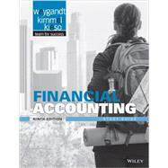 Financial Accounting by Kieso, Douglas W., Ph.D.; Weygandt, Jerry J.; Kimmel, Paul D., Ph.D.; Kieso, Donald E., Ph.D., 9781118855423