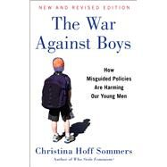 The War Against Boys by Sommers, Christina Hoff, 9781501125423
