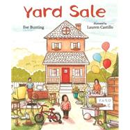 Yard Sale by BUNTING, EVECASTILLO, LAUREN, 9780763665425