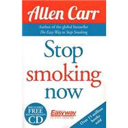 Stop Smoing Now by Carr, Allen; Groves, Rob; Howard, Alan (PRD); Hiller, Lawrence (COP), 9781784045425