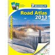 Michelin Road Atlas 2013 North America by Michelin Travel & Lifestyle, 9782067175426