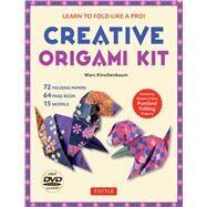 Creative Origami Kit by Kirschenbaum, Marc; De Luca, Araldo, 9780804845427