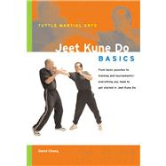 Jeet Kune Do Basics by Cheng, David, 9780804835428