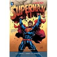 Superman Vol. 5: Under Fire (The New 52) by LOBDELL, SCOTTLASHLEY, KEN, 9781401255428