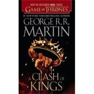 A Clash of Kings (HBO Tie-in Edition) by MARTIN, GEORGE R. R., 9780345535429