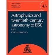 The General History of Astronomy by Edited by Owen Gingerich, 9780521135429