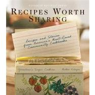 Recipes Worth Sharing by Favorite Recipes Press, 9780871975430