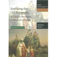 Exploring the Old Testament by Lucas, Ernest C., 9780830825431