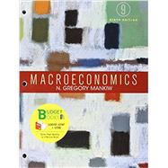 Loose-leaf Version for Macroeconomics 9e & LaunchPad for Mankiw's Macroeconomics (Six Month Access) by Mankiw, N. Gregory, 9781319055431