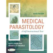 Medical Parasitology: A Self-Instructional Text by Leventhal, Ruth; Cheadle, Russell F., 9780803625433