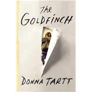 The Goldfinch by Tartt, Donna, 9780316055437