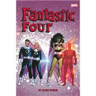 Fantastic Four by John Byrne Omnibus Volume 2 by Byrne, John; Gruenwald, Mark; Stern, Roger; Byrne, John; Bright, Mark, 9780785185437