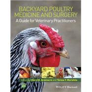 Backyard Poultry Medicine and Surgery: A Guide for Veterinary Practitioners by Greenacre, Cheryl B., 9781118335437