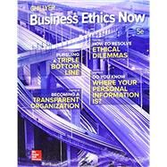 Business Ethics Now by Ghillyer, Andrew, 9781259535437