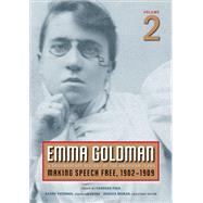 Emma Goldman by Goldman, Emma, 9780252075438