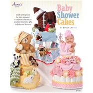 Baby Shower Cakes by Unknown, 9781596355439