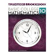 Basic College Mathematics An Applied Approach by Aufmann, Richard N.; Lockwood, Joanne, 9781133365440