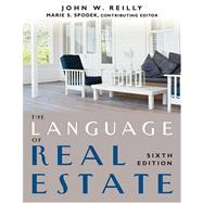 Language of Real Estate by Reilly, John W., 9781427795441