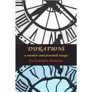 Durations by Osborn, Carolyn, 9781609405441