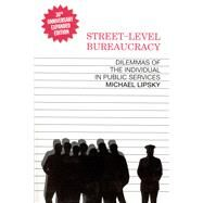 Street-Level Bureaucracy by Lipsky, Michael, 9780871545442