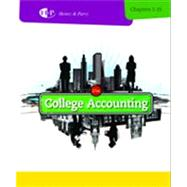 College Accounting, Chapters 1-15 by Heintz, James A.; Parry, Robert W., 9781285055442