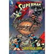 Superman: Krypton Returns (The New 52) by LOBDELL, SCOTTROCAFORT, KENNETH, 9781401255442