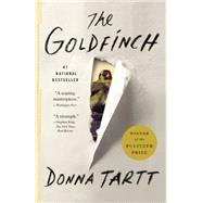 The Goldfinch by Tartt, Donna, 9780316055444