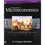 Bundle: Principles of Microeconomics (Looseleaf), 7th + Aplia? Printed Access Card, 7th by Mankiw, 9781305135444