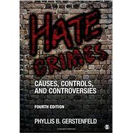 Hate Crimes by Gerstenfeld, Phyllis B., 9781506345444